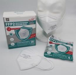 FFP2 Halbmaske 20 Stück *CLICK & COLLECT*
